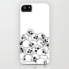 Zombie Control iPhone Case