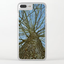 Sprawl Clear iPhone Case