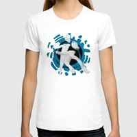 blues T-shirts featuring Blues by Lydia Wingbermuhle