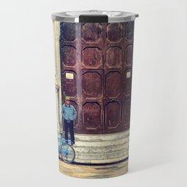 Trapani art 25 Travel Mug