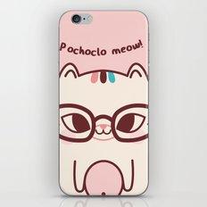 Pochoclo the Cat iPhone & iPod Skin