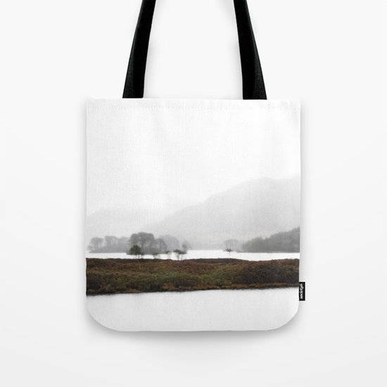The pull of the land scene II Tote Bag