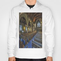 christ Hoodies featuring Christ Church by Ian Mitchell
