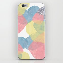 Happy Cairn Graphic Abstract Print iPhone Skin