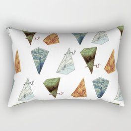 Elementals Rectangular Pillow