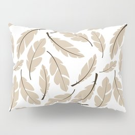 Feathers 008 Pillow Sham