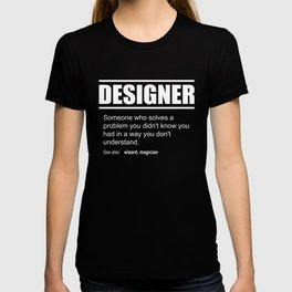 Funny Description T Shirt Designer Editi T-shirt