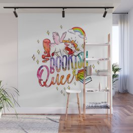 Bookish Queer Wall Mural