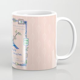Lovely Sparrow - Mahjong Coffee Mug