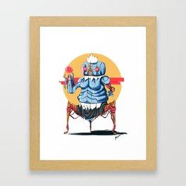 Rosie the Robot maid Framed Art Print