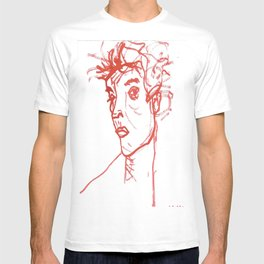 inspired in Egon Schiele 02 T-shirt