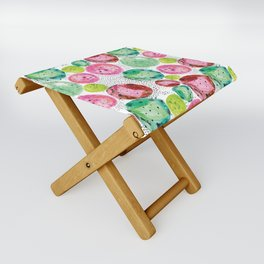 Planets of colors Folding Stool