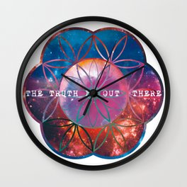 the truth is out there... Wall Clock