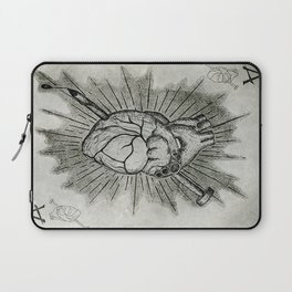 Ace of Hearts Laptop Sleeve