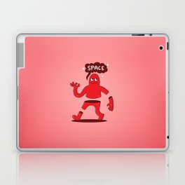 Space Guy Laptop & iPad Skin