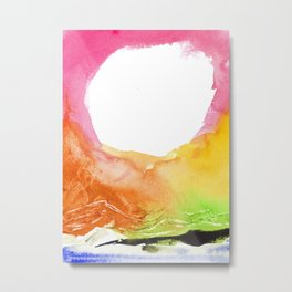 Rainbow High Noon 2 Metal Print