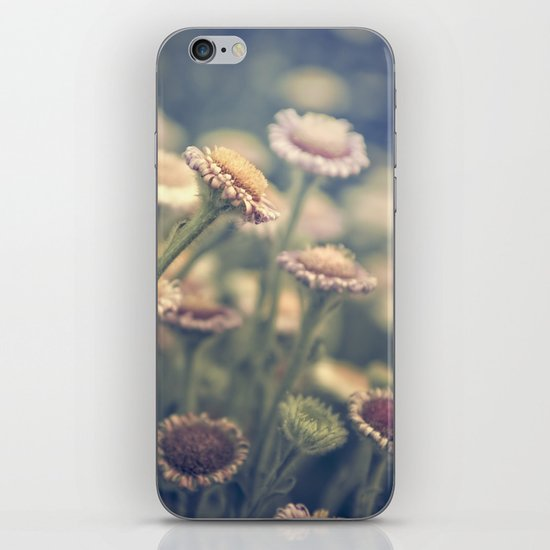 on our way out iPhone & iPod Skin