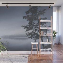 A fogilicious morning Wall Mural