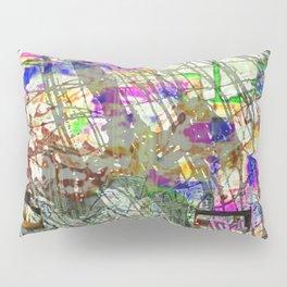 Bombastic Proto-Post Pillow Sham