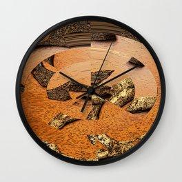 Whatsit Circle Wall Clock