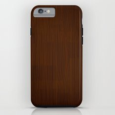 Retro Wood by Friztin iPhone 6 Tough Case