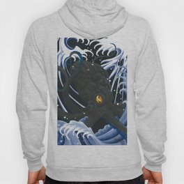 Demon Water Tako Hoody