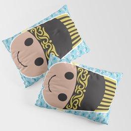 East Java Headdress - Male  Pillow Sham