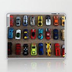 Toy Cars Laptop & iPad Skin
