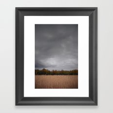 even further than before Framed Art Print