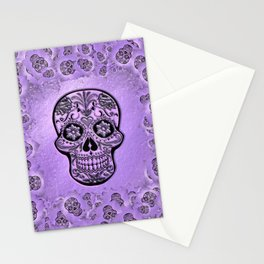 Skull20170241_by_JAMFoto Stationery Cards