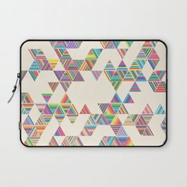 Rainbow Rain Laptop Sleeve