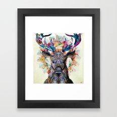 Unconfined Framed Art Print