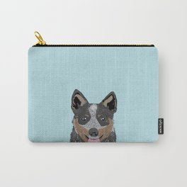 Kellan - Cattle Dog gifts for dog lovers and australian cattle dog gifts for dog person Carry-All Pouch