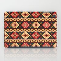 kilim iPad Cases featuring Colorful Kilim by Pattern Design