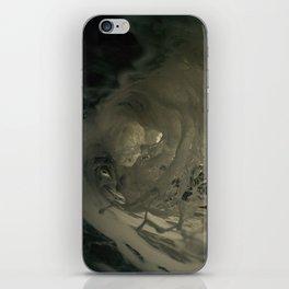 Ghostly depths of the ocean iPhone Skin