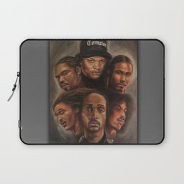 Bone Thugs-N-Harmony Oil Painting Laptop Sleeve