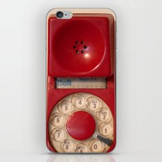 Hotline iPhone Skin