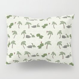 The Dinosaurs Are Alright Pillow Sham