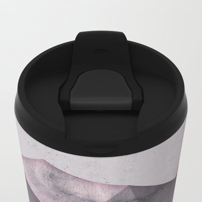 Quartz Mountains Metal Travel Mug