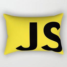 Javascript (JS) Rectangular Pillow