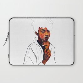Honor the space you are in Laptop Sleeve
