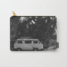 Into the deep dark woods Carry-All Pouch