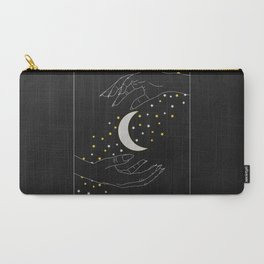 The Soon - Tarot Illustration Carry-All Pouch