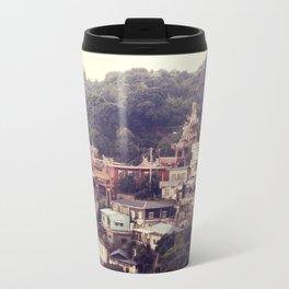Mountain Town Travel Mug