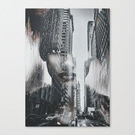City 3 Canvas Print