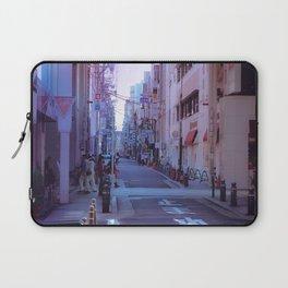 Alleyway Maze, Osaka Laptop Sleeve