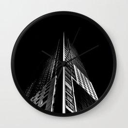 Trump Tower Toronto Canada Wall Clock