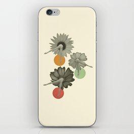 Flower Girls iPhone Skin