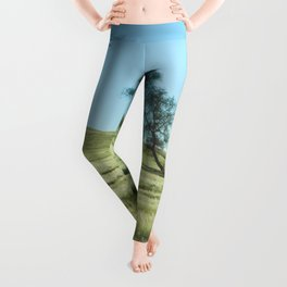 Lone Tree Photography Print Leggings