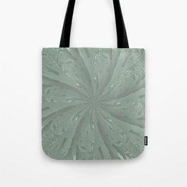 Lost in the Laurels Fractal Bloom Tote Bag